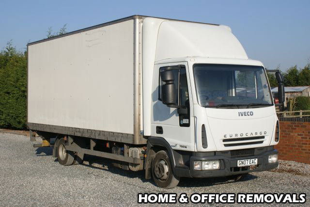 Home Removals in Stirling